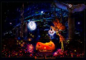 Blessed Samhain by Nameda