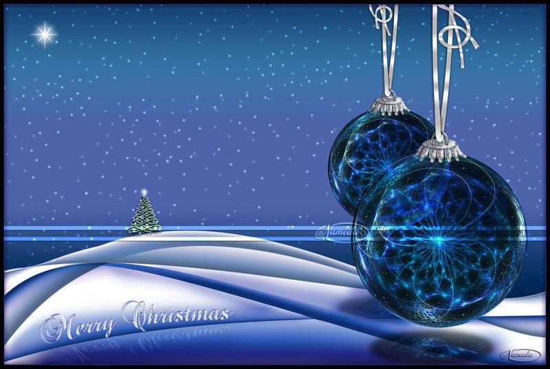 Merry Christmas by Nameda