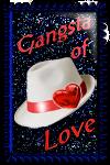 Gangstas of Love stamp by Nameda
