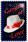 Gangstas of Love stamp by Nameda