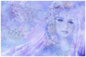 Longing for Krishna by Nameda