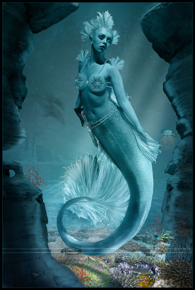 Guardian of Atlantis by Nameda