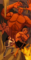 The Infernals by Mal-L