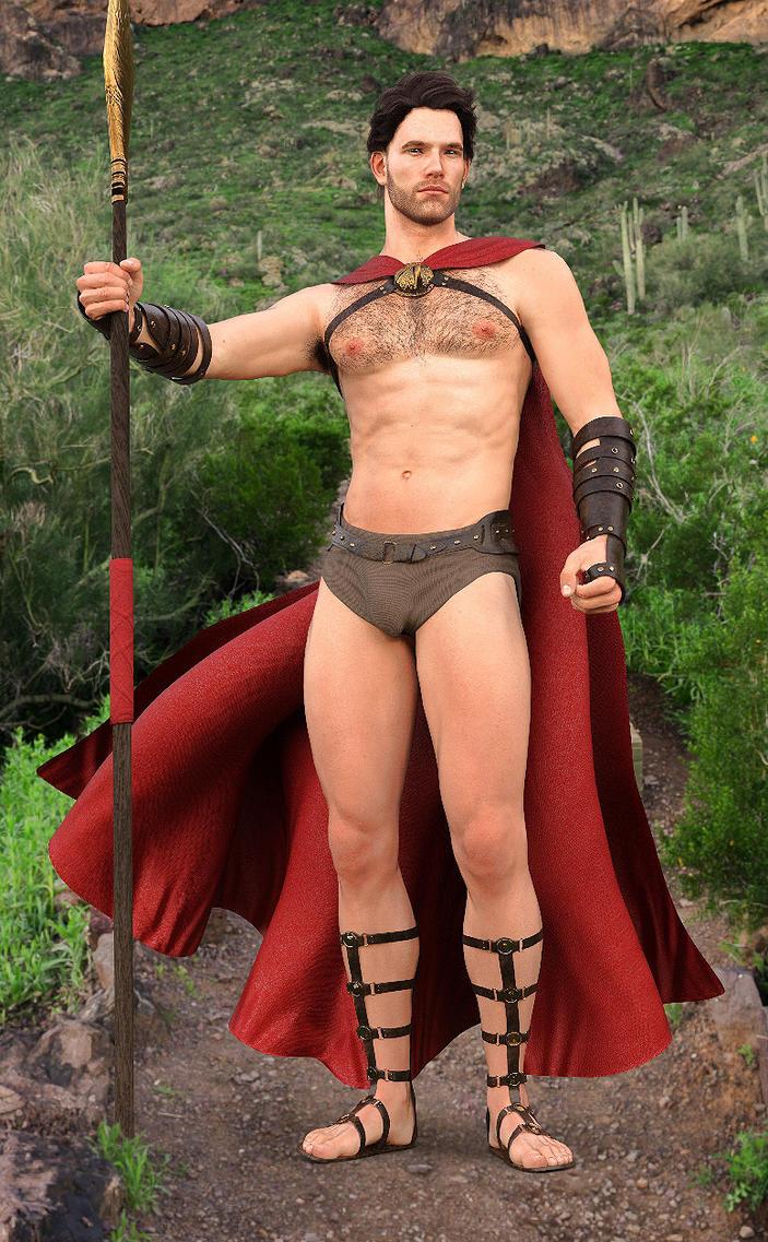 Danilo the Spartan by tigerste