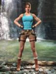 Lara - Dagger of Xian (DOX)