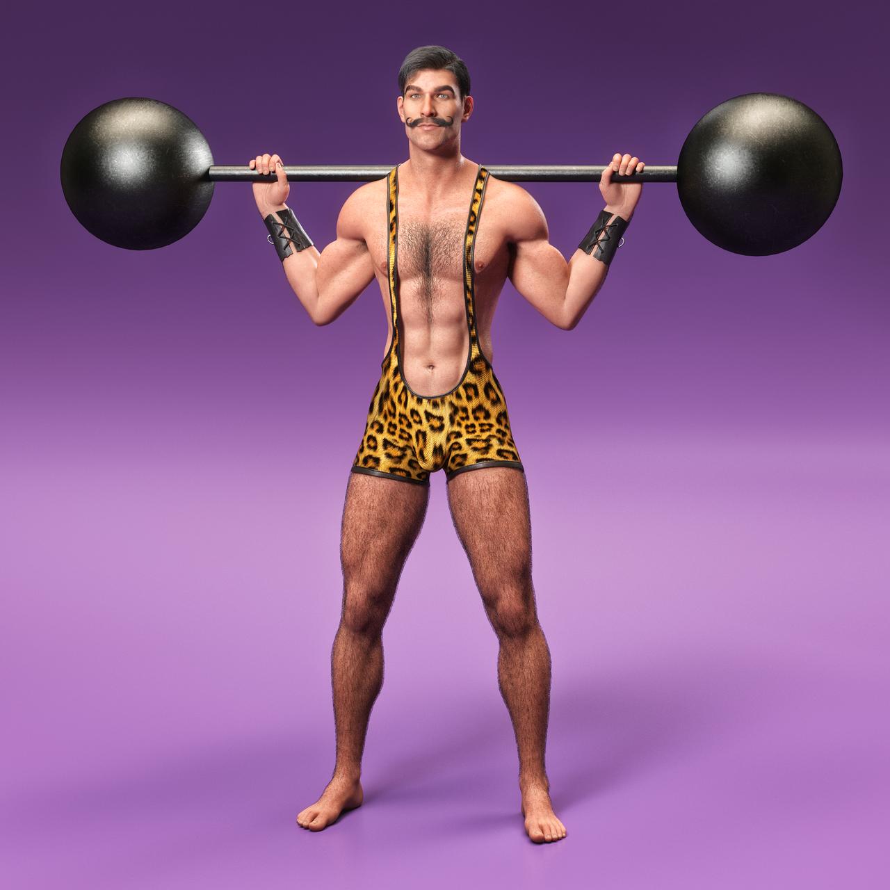 Strongman Alex by tigerste on DeviantArt