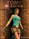 Tomb Raider I - poster remake