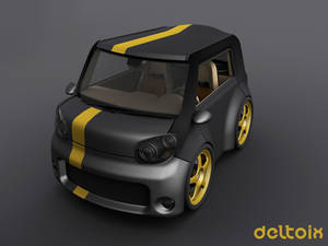 Deltoix Front Stealth Edition
