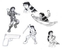Memorials - Pirates OC by DragonLeeX3