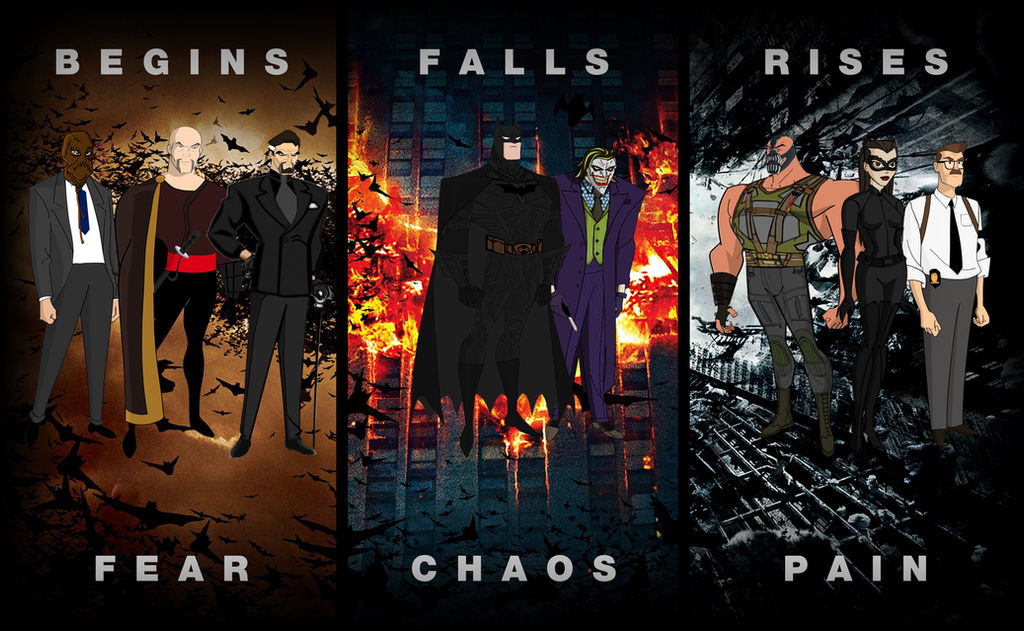 Batman Trilogie