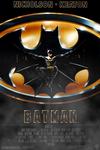 Redesigned 1989 Batman Movie Poster