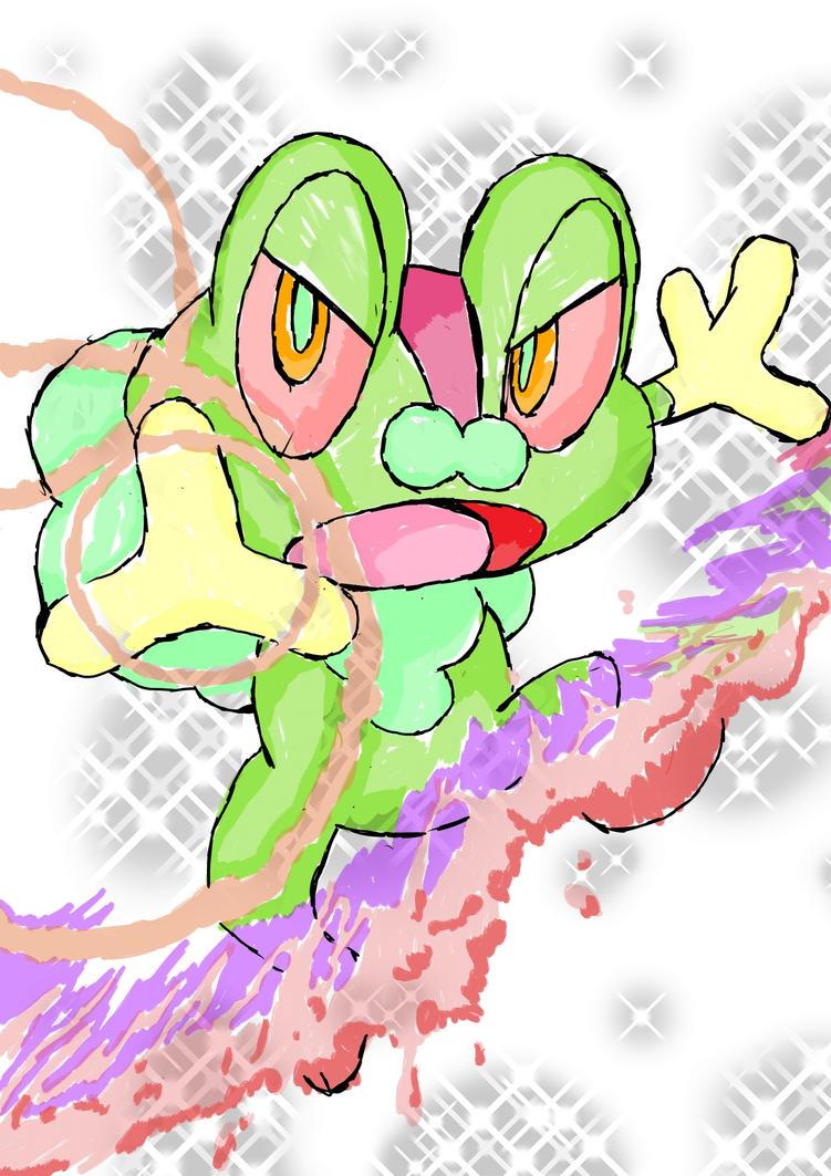 SHINY JAR JAR BINKS - Ry-Spirits Sta.sh | Pokemon mix