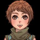 My friend Scarbs as a rpg character by Tashiyoukai