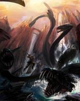 Hydra by brianvadell