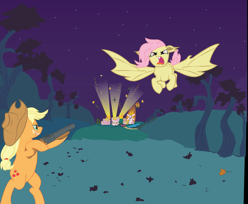 my little pony fluttershy and rainbow dash love