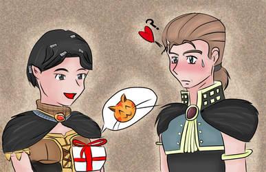 Art Trate for Tankgirl by NadiaZeta