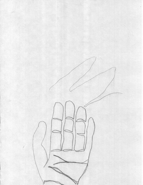 Blind Contour Line Drawing Hand : Blind contour drawing by rjet on deviantart
