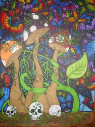 Life Mystifies by hippieinblack