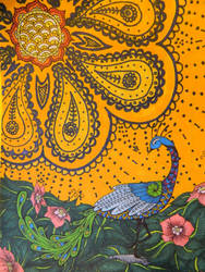thisismypeacock by hippieinblack