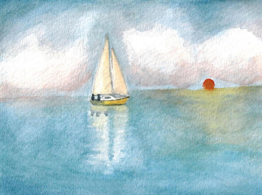 Serenity by jingann