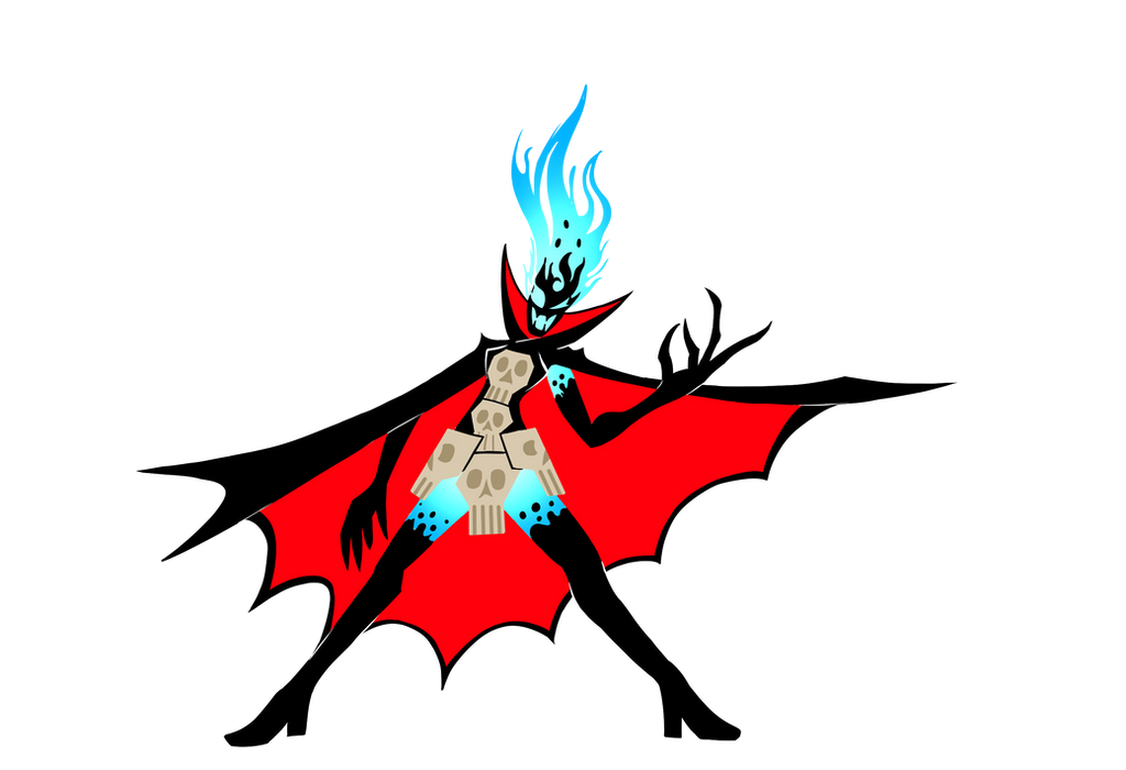 female demongo by Blockbox