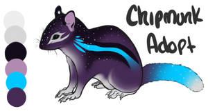 Chipmunk adopt -CLOSED-