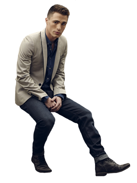 Colton Haynes Png By Selkkie On Deviantart