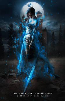 IRIS, THE WITCH - MANIPULATION
