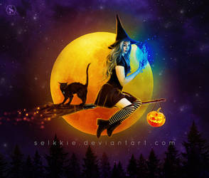 This Is Halloween - Manipulation by selkkie