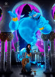 JASMINE AND THE GENIE - MANIPULATION by selkkie