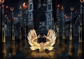 City of Angels - MANIPULATION by selkkie
