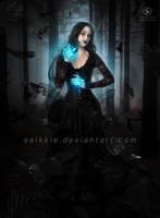 Lady of Crows - MANIPULATION #1 by selkkie