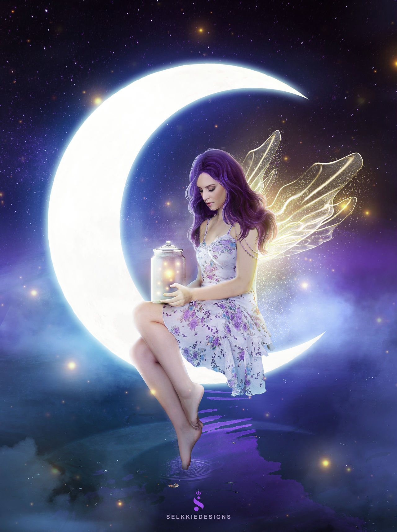 MOONLIGHT FAIRY - MANIPULATION