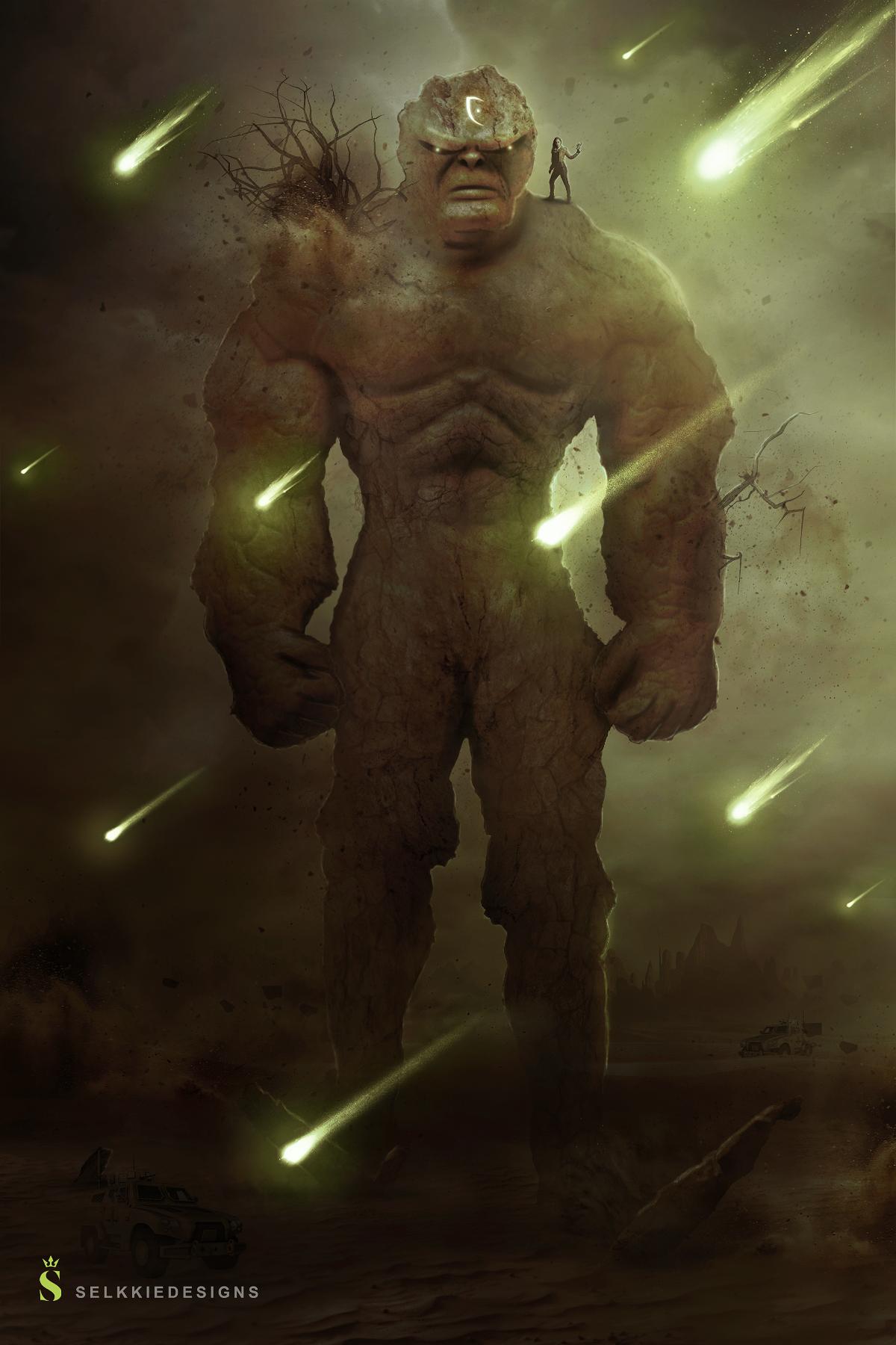 Stone Giant - Manipulation Nr. 16