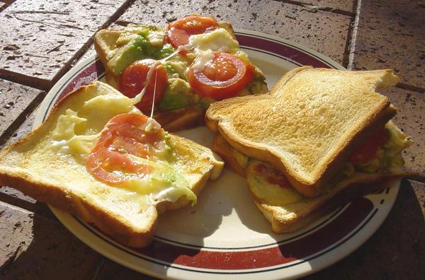 Cheesy Toaties Recipe by freespiritedfey