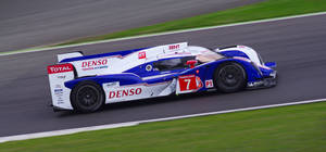 On a Wing and a Prayer - Toyota TS030