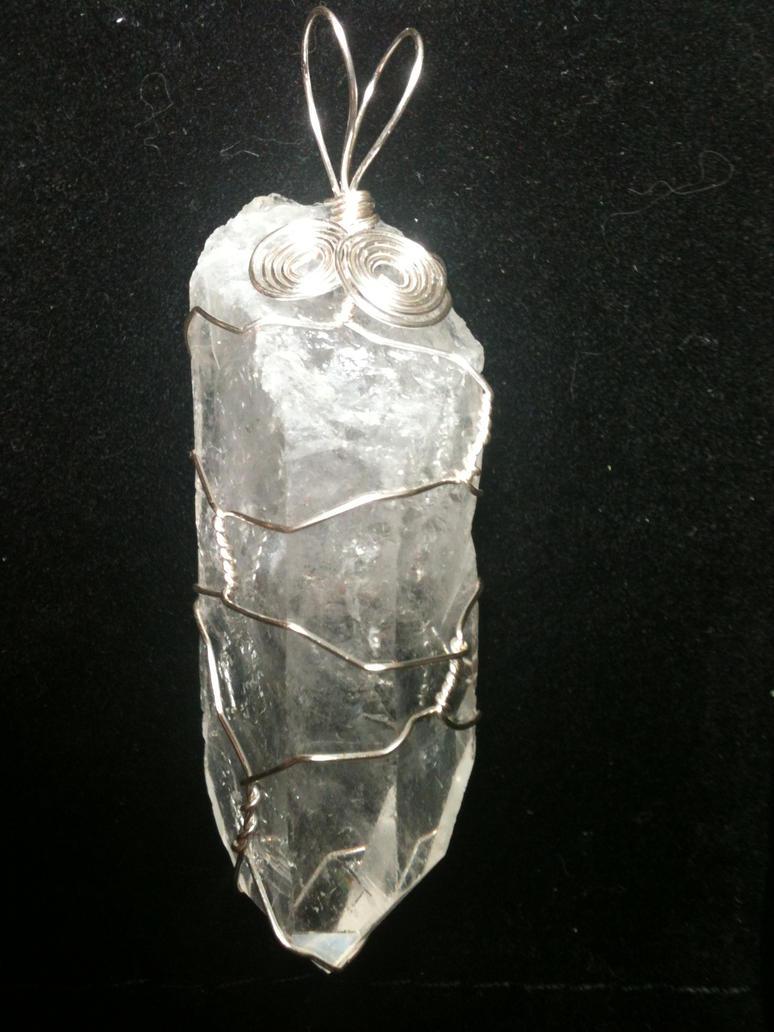 Large quartz crystal pendant 16 by travellingthec0sm0s on deviantart large quartz crystal pendant 16 by travellingthec0sm0s aloadofball Images
