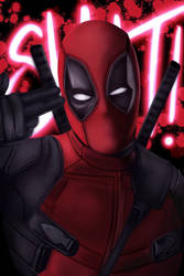 Dead Pool fan art