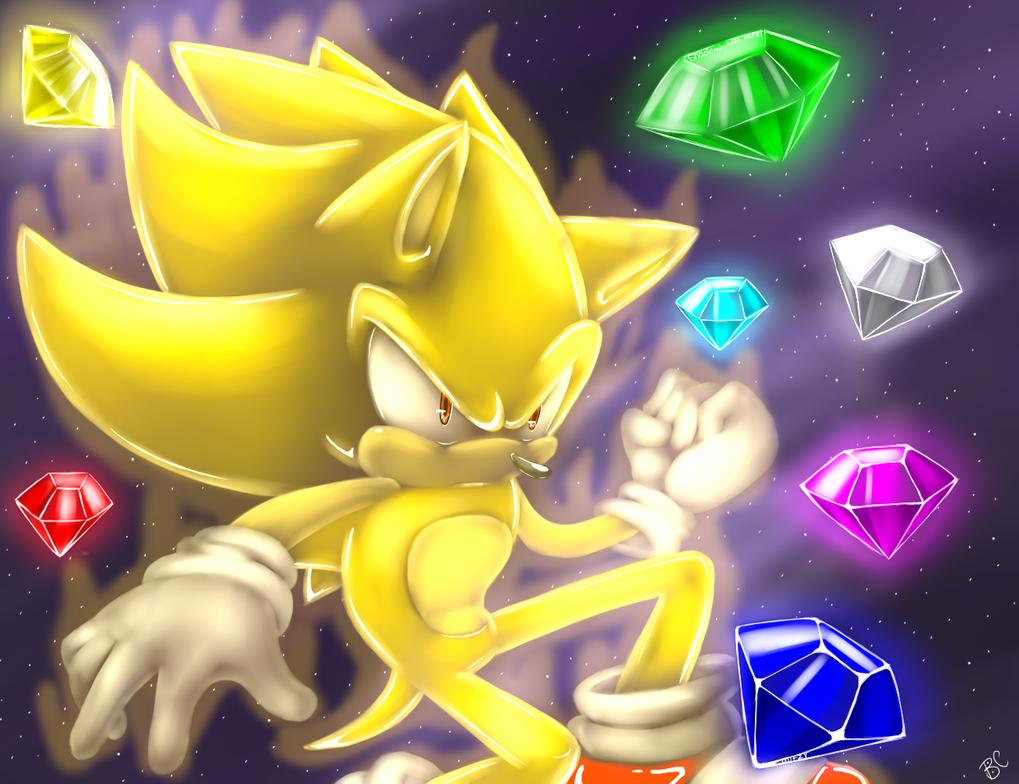Super sonic by mitzy chan on deviantart - Super sonic 6 ...