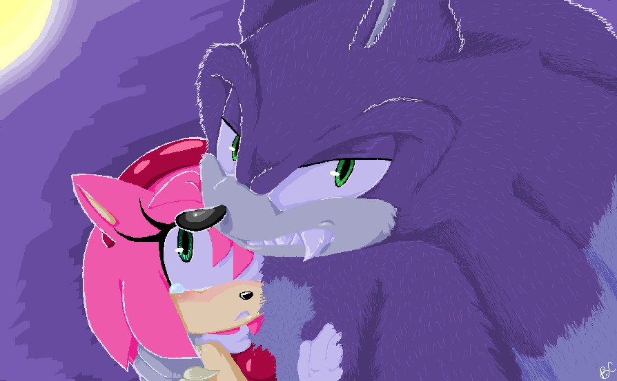 Weresonamy :paint 7: by Mitzy-Chan