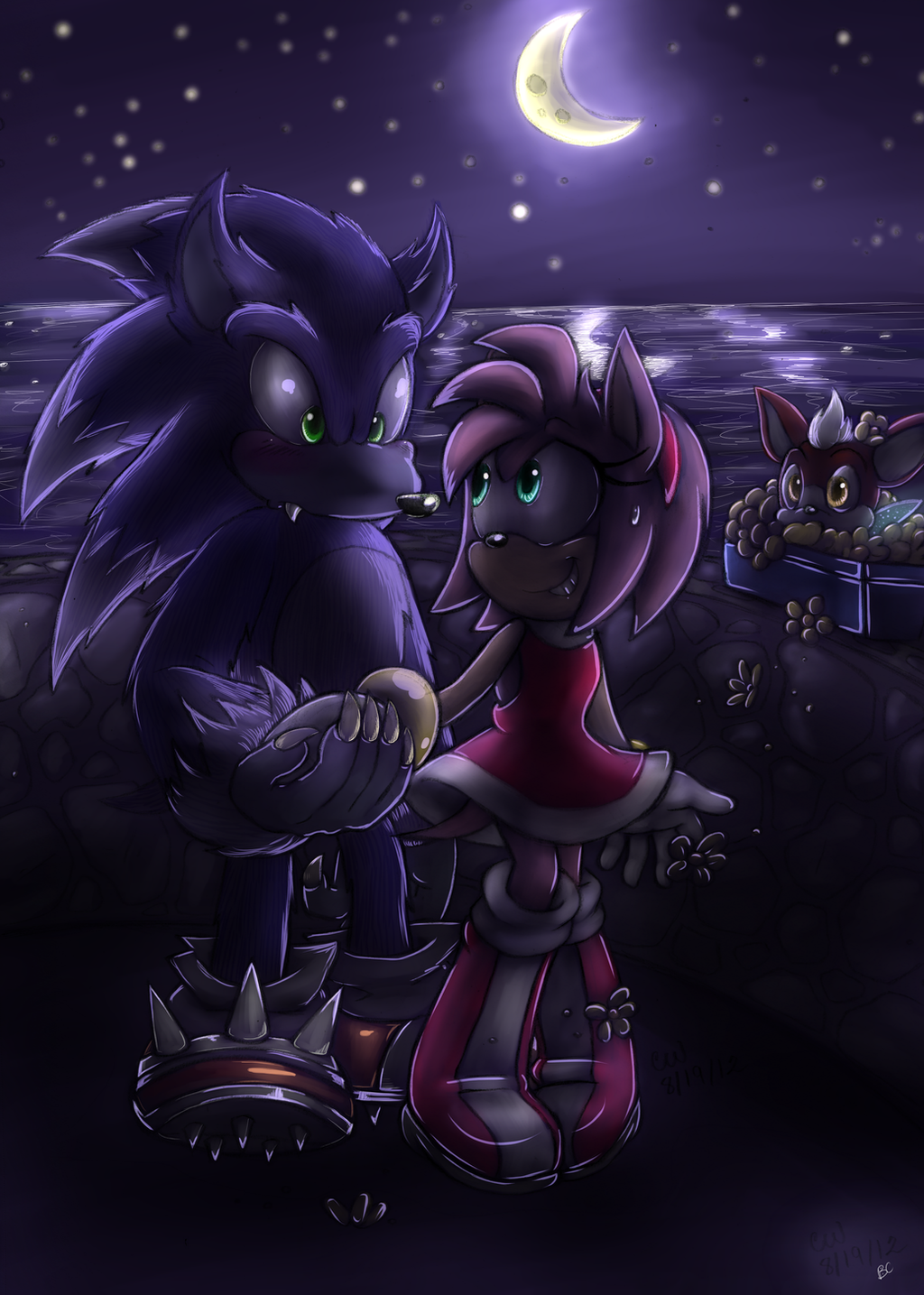 Weresonamy :collab: by Blue-Chica
