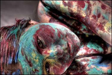 Painted Love by SandsteinLicht