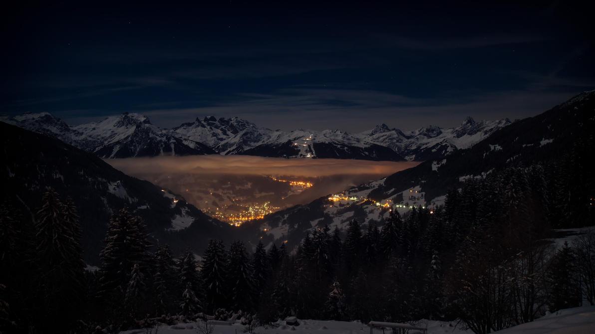 Glow In The Dark by SandsteinLicht