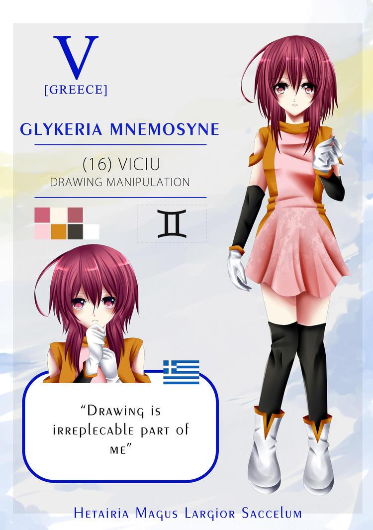 HMLS : Glykeria by ravealie