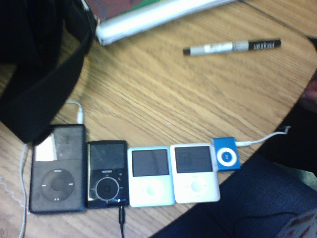 iPod family. by Loveless2624