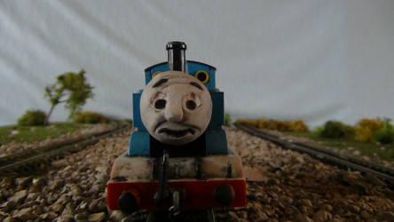 Thomas' Clay O face by Calebtrain