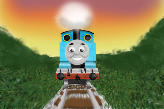 Thomas (Photoshop Test)