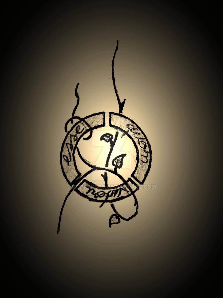 Latin frase tattoo by koprak008 on DeviantArt