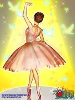 Ballerina by Buaya-kun