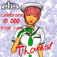 10 000 happines by Buaya-kun